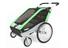 Thule Chariot Cheetah 2 - Remorque + kit poussette - vert/noir